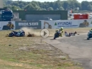 Race 2, Thruxton British Superbike R07/18 (Bennetts BSB) Highlights