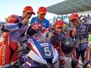 Race Finish: 12 Stunden Estoril 2021, Winner: F.C.C. TSR Honda France