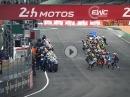 Race Start der Le Mans 24 Stunden 2020