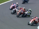 Race1 Donington Park - British Superbike R11/19 (Bennetts BSB) Highlights