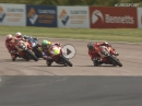 Race1 Thruxton - British Superbike R07/19 (Bennetts BSB) Highlights