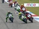 Race2 Assen British Superbike R11/16 (MCE BSB) Highlights