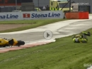 Race2 Donington Park British Superbike R01/18 (Bennetts BSB) Highlights