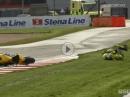 Race2 Donington Park British Superbike R01/18 (Bennetts BSB) Highlights