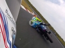 Race2 IDM Superbike 2018 bei der Speedweek Oschersleben - Highlights