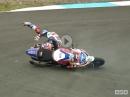 Race2, Knockhill, British Superbike R5/21 (Bennetts BSB) Highlights