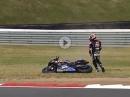 Race2 - Snetterton - British Superbike R06/19 (Bennetts BSB) Highlights