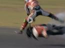Race2 - Thailand SBK-WM 2017 Highlights - Stürze, Abbruch und Neustart