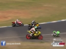 Racing ist Dangerous - Böser Crash, Schutzengel, Fahrer nix passiert