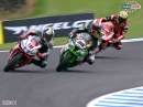 Racing Porn - Last Lap Phillip Island Race1 2015 SBK-WM