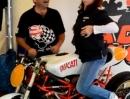 Radical Ducati 9½ - V2 Vibrations, macht Frauen extrem wuschig
