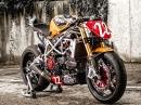"Radical Ducati ""Matador Racer"" 2013 - Radikaler geiler Umbau"