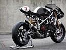 """Radical Ducati """"Uno"""" Rad 02 - Böser Ducati Umbau mit 140PS"""