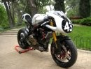 Rado2 von Radical Ducati - wunderschöner Cafe Racer Umbau - Was für die Augen!