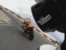 Rainer Kopp - RK-Racing onboard Ledenon, März 2013 Rollei Actioncam 5S