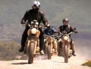 Raise the dust - Jimmy Cornett - Triumph Scrambler