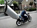 Vuvuzela Motorrad Auspuffanlage Erlkönig: Dezent, kerniger Sound, mit DB-Eater