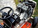 Rasender Rasentraktor mit Yamaha Motor - Crazy Teil!!