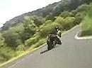 Motorrad Andrücker - schnell, bissi grenzwertig aber nie am Limit