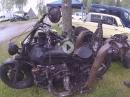 Ratbike / Gespann: Motorradgespann Dnepr K750 - genialer Umbau