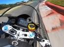 RAW Sound only - Ducati Panigale V4R onboard Oschersleben
