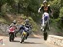Reco Moto Tour 2009 - Durchdrehende Reddis aus Frankreich - unbedingt reinziehen! Die Bilder sprechen für sich :-)