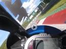 Red Bull Ring onboard, 1:32,25, Patrick Hobelsberger, Honda CBR600