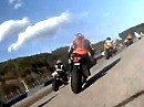 Red Bull Ring onboard - Rennen 1000ccm-Klasse Motorcycle Track Day mit Andy Meklau