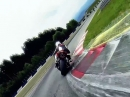 Red Bull Ring onboard Triumph Daytona 675R