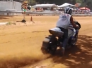 Redneck Dragracing - yesss - Ridin Dirty Suzuki GSX-R 1000