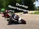 Reifentest Dunlop Sportsmart TT 'Er hat mich überrascht!' von KurvenradiusTV