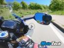 Reifentest Metzeler M9RR von MotoTech
