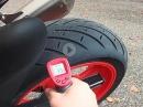 Reifentest Metzeler Roadtec01SE, vergleichbar mit dem Metzeler M9RR? Chain Brothers