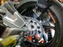 Reifenwechsel Hinterrad - Schnellwechsel Adapter - Geiles System