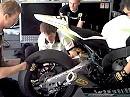 Reifenwechsel Superbike WM, nicht ganz so flott wie in der Formel 1