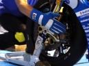 Reifenwechsel, Tanken = 35 Sekunden ohne Hektik und Zack!