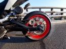 Reisst übel an: Yamaha MT-09 Turbo beim DJI Osmo Test, Stunter13