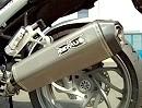Motorradauspuff Remus HexaCone BMW R1200R 2011