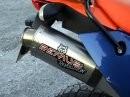 Remus Revolution auf KTM 950 Adventure S