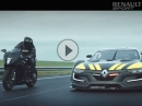 Renault Sport R.S. 01 vs. KTM RC8: Polizeikontrolle - Jagd auf Raser Geil!