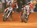 Rennen Superprestigio Barcelona - Marquez vs Baker - Hammer Battle