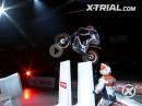Rennes (Frankreich) X-Trial WM 2020, Highlights aus der Glaz Arena