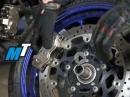Rennmotorrad - How To: Bremsanlage, Bremsleitungen, Bremssättel, Bremspumpe by MotoTech