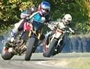 Rennserie: Xtrem Drift - Motorrad driften bis die Augen Wasser geben - redliche Gummivernichtung!