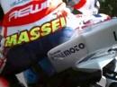 Rennstart Superstock 1000 Monza Markus Reiterberger onboard - da gehts zur Sache