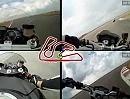 Rennstrecken Vergleich: BMW F800R vs Yamaha R6R vs. Susuzki GSR600