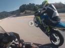 Rennstreckenliebe in Spanien / Castelloli mit Power2Slide