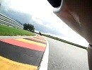 Renntraining Sachsenring mit Kawasaki Z1000