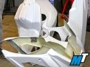 Rennverkleidung, Verkleidungsscheiben, Befestigungen Tipps/Tricks - Projekt Racebike, Suzuki GSX-R1000 - MotoTech