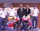 Repsol Honda MotoGP Team Präsentation Dani Pedrosa / Marc Marquez